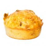 Muffins mit Käse