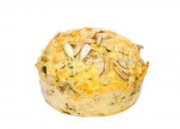 Muffins mit Sonnenblumenkerne