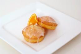 Muffins mit spritzigem Cointreau