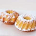 Muffins mit schmackhaftem Eierlikör