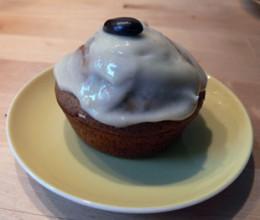 Muffins mit Kaffee-Aroma