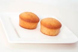 Muffins mit köstlichem Vanille-Aroma