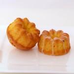Muffins mit frischer Zitrone